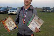 Дмитрий Цехин завоевал бронзовые медали на этапе Кубка мира и первенстве страны