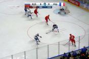 Сборная России обыграла Францию в стартовом матче ЧМ-2018