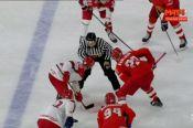 Сборная России одержала третью победу подряд на чемпионате мира по хоккею