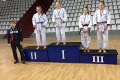 Аксана Рогак – победительница окружного этапа Спартакиады молодёжи России в соревнованиях по дзюдо