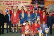 Около 200 спортсменов приняли участие в фестивале борьбы в Бийске, посвящённом Дню Победы