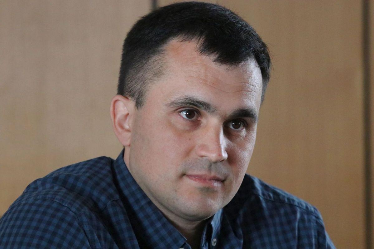 Денис Капустин. Фото: Виталий УЛАНОВ