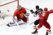 Сборная России уступила Канаде в четвертьфинале чемпионата мира