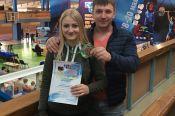 Елена Решетникова – бронзовый призёр Кубка Сибири