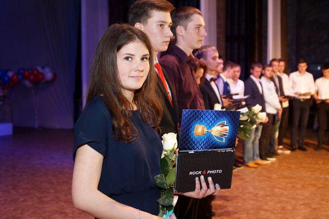 В ГДК состоялся выпускной вечер спортивных школ Бийска, май 2018