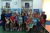 Более 80 теннисистов приняли участие в  турнире памяти директора ДЮСШ №11 «Акцент» Владимира Шишкова