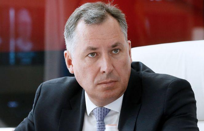 Избранный президент ОКР Станислав Поздняков.Фото: ТАСС, Александр Щербак.