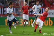 Сборная России уступила Австрии в предпоследнем товарищеском матче перед ЧМ-2018