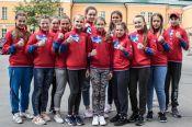 Кытмановская школьница Валерия Воронцова завоевала золотую медаль на первенстве Европы в Болгарии