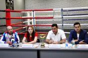 10 июня состоится пресс-конференция победительницы первенства Европы по боксу Валерии Воронцовой