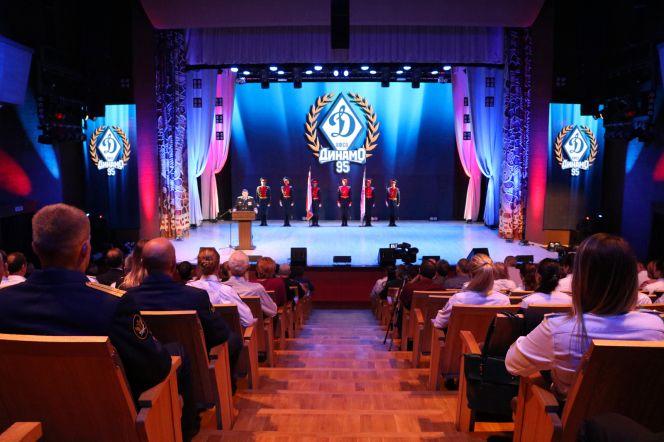 Алтайская краевая организация «Динамо» отметила 95-летие спортобщества. Фото: Виталий УЛАНОВ