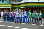 Школьники из Локтевского и Егорьевского районов отправились на всероссийский финал «Президентских состязаний»