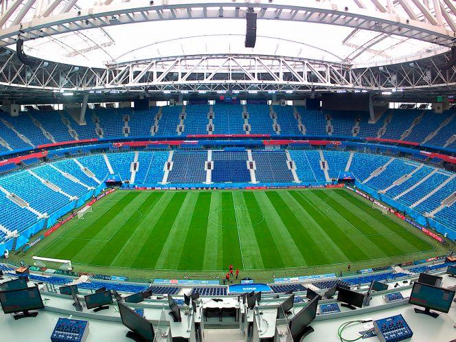 Стадион «Санкт-Петербург». Фото: Артём Тарасов