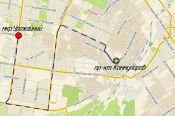 По окончании работы барнаульской фан-зоны для болельщиков будут работать специальные маршруты