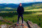 Главный приз викторины «Путешествие с мячом» выиграл Игорь Абрамов из Топчихи