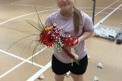 Ульяна Подпальная завоевала три серебряные медали на чемпионате России по парабадминтону