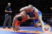 Виталий Щур: «Футболистам рекомендую посмотреть борьбу»