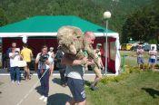 Виталий Щур стал абсолютным победителем турнира на татарском национальном празднике Сабантуй