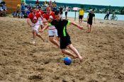 В Павловске состоялся второй тур краевого чемпионата по пляжному футболу