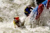 Впервые на Алтае организуют курсы Международной федерации рафтинга IRF и курсы безопасности на бурной воде Rescue3 WRT Pro