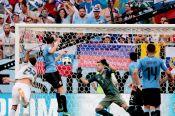 Сборная России проиграла Уругваю 0:3 и сыграет в 1/8 с Испанией