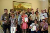 В Барнауле наградили руководителей профессиональных образовательных организаций, победивших в профильной краевой спартакиаде