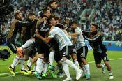 Обзор дня. 26 июня: первая нулевая ничья, неудача Исландии и триумф Аргентины
