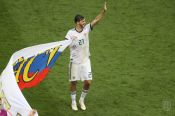 Воспитанник алтайского футбола Александр Ерохин дебютировал на чемпионате мира