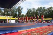 Виталий Щур – победитель первых Всеармейских соревнований на Кубок министра обороны РФ по спортивной борьбе