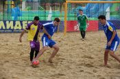 «АлтайСоккер» вышел на третье место в «Евразийской Лиге пляжного футбола» после павлодарского тура