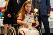 Мария Дорожкина завоевала две медали на чемпионате мира по шахматам среди спортсменов с ПОДА