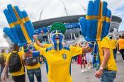 Дневник волонтёра. Запись шестая. Швеция – Швейцария – самый скучный матч в Санкт-Петербурге