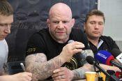 В спорткомплексе «Темп» прошёл мастер-класс знаменитого бойца MMA Джеффа Монсона