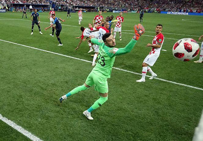 Франция – Хорватия 4:2. Фото: Reuters