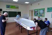 Бийчанин Андрей Фефелов принял участие в Открытом Кубке СНГ по настольному теннису для слепых