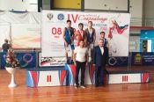 Алтайский борец Ижен Чейнин стал серебряным призёром IV летней Спартакиады молодёжи России