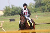 На барнаульском ипподроме завершился чемпионат края по конному троеборью