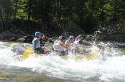 В Чарышском районе состоялся фестиваль на бурной воде «Кумир – 2018»