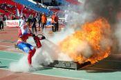 22 августа. Барнаул. Пожарная часть №2. Чемпионат края по пожарно-спасательному спорту