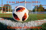 Большой детский турнир, посвящённый Дню физкультурника, собрал в Барнауле 16 команд из Сибири и Казахстана