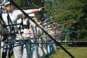 В Барнауле прошёл третий открытый чемпионат края: алтайские лучники с тремя медалями
