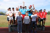 Чемпионами сельской олимпиады в городошном спорте стала сборная Первомайского района