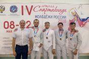 Алтайские фехтовальщики – бронзовые призёры летней Спартакиады молодёжи России