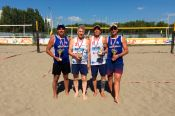 Ветераны разыграли Кубок Барнаула в двух возрастных группах