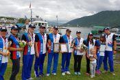 Алтайский спортсмен Олег Чекушкин в составе команды по плаванию в холодной воде установил рекорд России и Европы