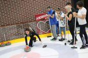 В Барнауле впервые прошёл чемпионат Алтайского края по кёрлингу