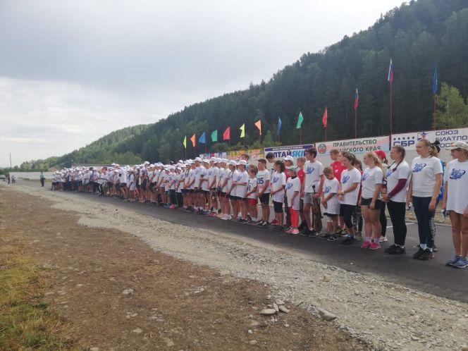 Фото: Федерация биатлона Алтайского края
