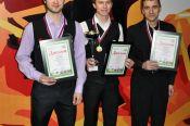 В Барнауле завершился второй тур чемпионата края по «Свободной пирамиде» среди мужчин.
