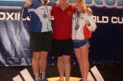 Алтайские кикбоксёры завоевали три медали на этапе Кубка мира в итальянском городе Римини (фото).