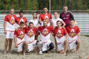 Барнаульский «Локомотив» – чемпион края по пляжному футболу